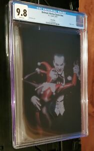 Batman: Harley Quinn #1 NN Foil Edition CGC 9.8 Alex Ross Custom Variant $179.99