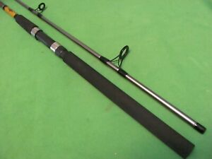 1 SHIMANO FX 7#x27; 0quot; MEDIUM HEAVY FAST ACTION SPINNING 2 PIECE ROD NEW.