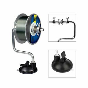 thkfish Fishing Spooler 1Pcs Fishing Line Spooler with Suction Cup Fishing R...