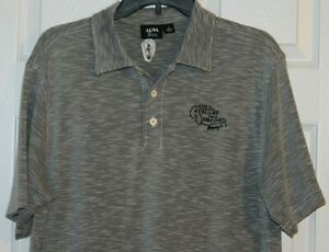 CREATURE COMFORTS Brewing Co. Beer ATHENS GEORGIA Men#x27;s Golf Polo Shirt Large