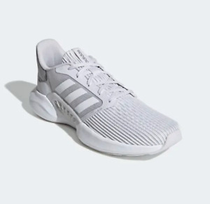 New adidas VENTICE SHOES DASH GREY WHITE Mens Running Shoes EG3272 $37.99