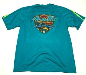 Northwest Age Group Swimming Champions Dry Fit Shirt Size Large Short Sleeve Tee $15.02