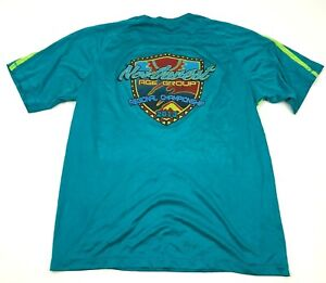 Northwest Age Group Swimming Champions Dry Fit Shirt Size Large Short Sleeve Tee $18.77