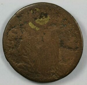 1652 1674 New Jersey St. Patrick Colonial Copper Farthing 1 4P $150.00