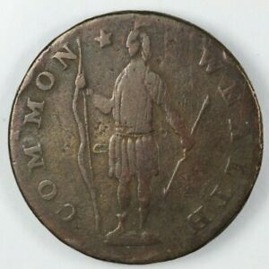 1788 Massachusetts Colonial Copper Cent 1C Ryder 3 A R.4 $375.00