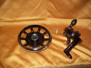 SEWING MACHINE HAND CRANK AND SPOKE WHEEL FOR TREADLE amp; ELECTRIC MACHINES $29.95