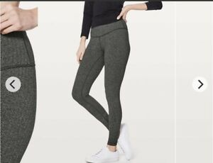 Lululemon Wunder Under Low Rise Leggings $70.00