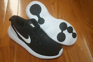 New In Box Nike Youth Unisex Roshe G JR Golf Shoes 909250 001 SHIP FREE US FAST $39.98