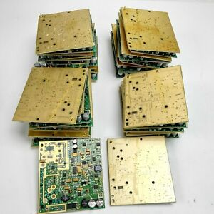 40 Boards Scrap Gold Plated Circuit Boards Gold Recovery $80.00