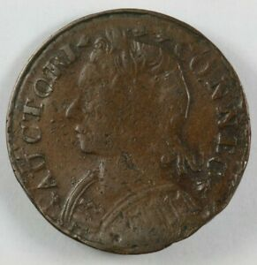 1787 Connecticut Mailed Bust Left Colonial Copper Miller 14 H R.3 $195.00