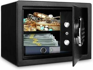 New LCD Digital Home Jewelry Cash Security Safe Box Fireproof Electronic w 20 $84.00