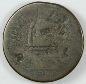 1787 New Jersey Colonial Copper $45.00