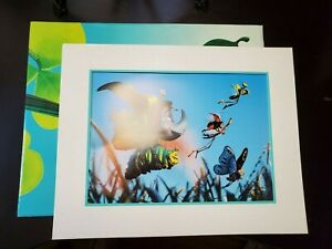 A Bug#x27;s Life Commemorative Lithograph Disney Store 1999 $9.99