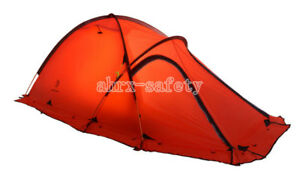 2 Person Double Layer Anti Hard Rain Mountaineering Camping Hiking Outdoor Tent $149.99