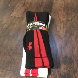 under armour Socks Size LG Mens 9 12 1 2 $18.00