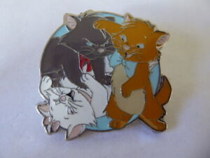 Disney Trading Pins 140642 Loungefly Berlioz Toulouse and Marie $14.00