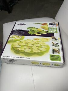 Mastrad Top Fat Free Homemade Chip Maker And Food Slicer New