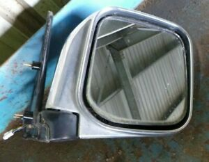 Mitsubishi Pajero NL 9 97 4 00 Right Electric Door Mirror Chrome AU $60.00