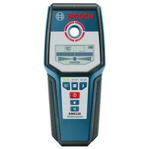 Bosch Digital Wall Scanner with Modes for Wood Ferrous Metal and AC Wiring New $87.08