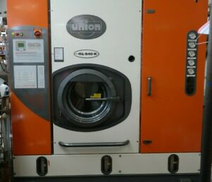 Union Dry Cleaning Machine HL 840K K4 Hydrocarbon Green Earth YEAR 2012 $15000.00