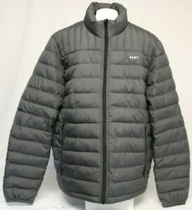 *NEW* DKNY Men#x27;s Water Resistant Ultra Loft Quilted Packable Puffer Jacket $43.08