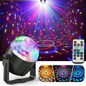 LED Galaxy Starry Night Light Projector Ocean Star Sky Xmas Party Remote Lamp US $16.87