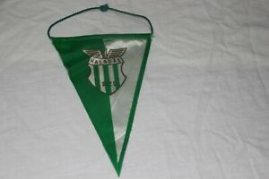 Banner Of Football Antique of The Kit Hungarian Haladas Vse 1920 Very $47.40