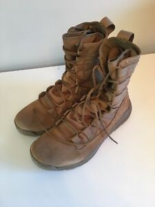 New In Box Nike SFB Gen 2 8 Inch Leather Coyote Brown Men#x27;s Size 10
