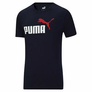 PUMA Men#x27;s Essentials 2 Logo Tee $9.99