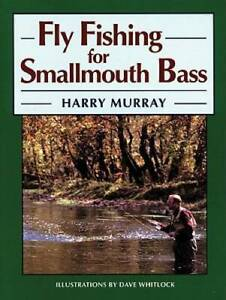 Fly Fishing for Smallmouth Bass Paperback By Murray Harry GOOD