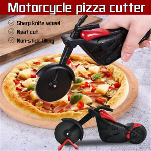 Pastry Cutting Dough Divider Pizza Knife Single Wheels Slicer Pizza Cutter