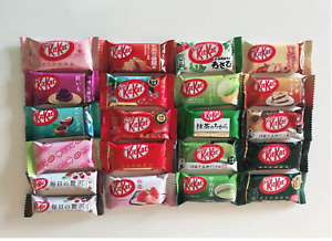 21 Piece Japanese Kit Kat ALL Different Flavors Ships From USA $19.99