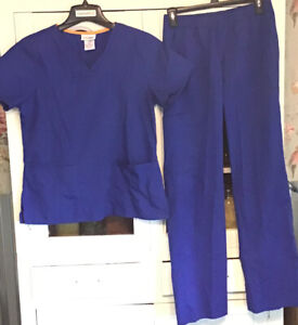 Womens scrub set #9 SMALL Scrubs SCRUBSTAR Nursing Scrubs Ships Free