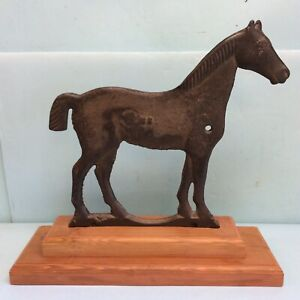 Antique PA Horse Windmill Weight 13.4 Lbs $650.00