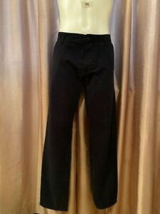 Jack Jones mens trouser size 34 waist slim fit button fly Used
