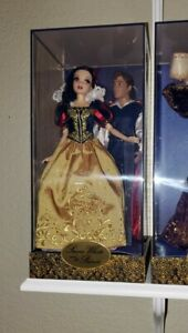 Disney Fairytale Designer Limited Edition Snow White and Prince Couple $275.00