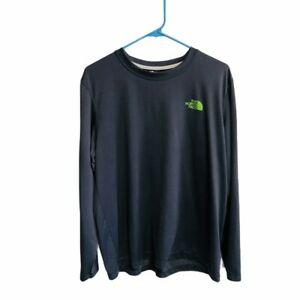 The North Face Long Sleeve Flash Dry Shirt Mens Large $17.99