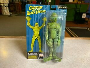 2020 Mego Universal Monsters CREATURE FROM THE BLACK LAGOON 8quot; Action Figure MOC $26.50