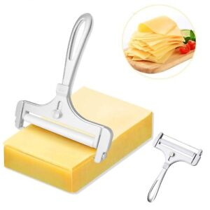 Cutter Wire Stainless Steel Cheese Grater Peeler Cheese Slicer Kitchen Gadgets $6.06