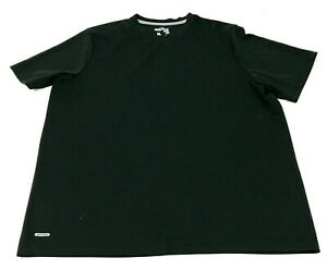 Starter Dry Fit Shirt Mens Size Extra Large 46 48 Black Regular Fit Core Tee $11.82