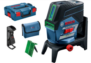 BOSCH: Combi Laser GCL 2 50 CG Professional with clamp 2 lines 2 points $450.00