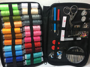 Looen Sewing Kits for Adults Professional22 Spools of Thread LargeThread Or... $26.99