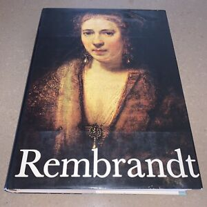 Rembrandt Paintings 1968 Horst GERSON W Over 730 illus Huge Coffee Table Book $34.00