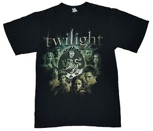 Rare Vintage Small 2008 Twilight Saga Movie Promo Cast Shirt Anvil Tag VTG