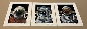 Giorgiko ASTRODOG SET Signed and Numbered Poster Print # 135 $600.00