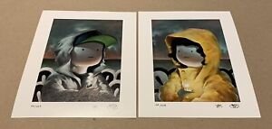 Giorgiko AT REST SET Signed and Numbered Poster Print # 214 $500.00
