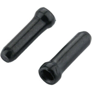 Jagwire Cable Tips Black Bag 20 $6.99
