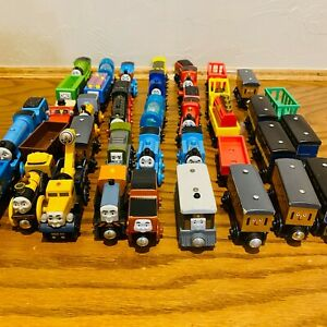 Thomas amp; Friends Wooden Railway Train Tank Engine Cars $11.25