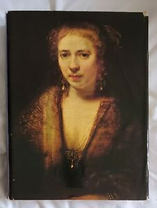 REMBRANDT PAINTINGS Horst Gerson Reynal amp; Co HC 1968 $38.99
