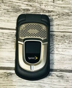 NEW SPRINT KYOCERA DURAXT E4277 FLIP PHONE OPEN BOX